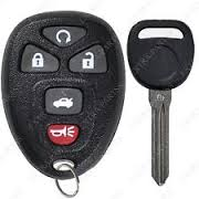Chevrolet Key Replacement 3