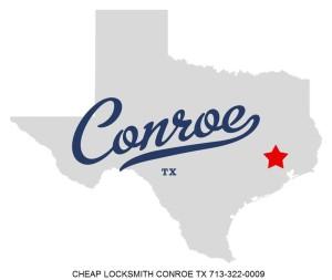 Locksmith Conroe TX