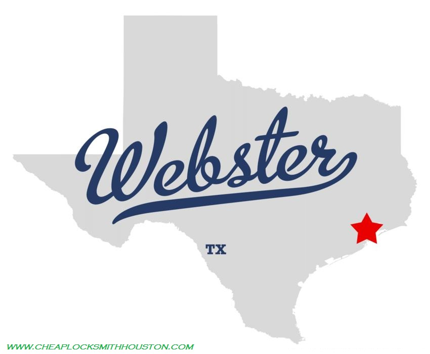 Cheap Locksmith Webster TX - The Services Are Provided By Cheap Locksmith Houston (713) 322-0009.